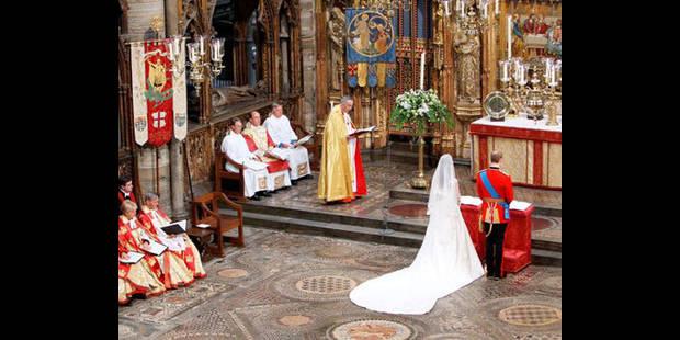 Kate & William: le mariage princier en direct sur le net, une première mondiale - La DH