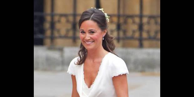Pippa Middleton, la soeur cadette de Kate, fait sensation sur internet - La DH