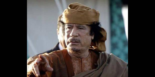 Libye : l'Otan rejette l'appel de Kadhafi à un cessez-le-feu - La DH