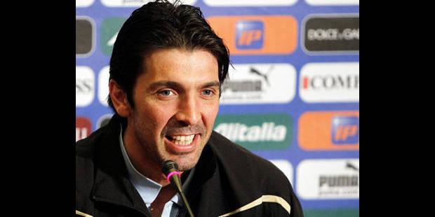 Buffon penche vers la Roma