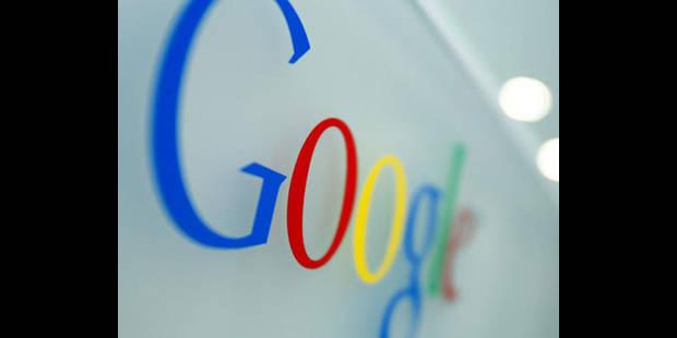 Le parquet fédéral enquête sur Google - La DH