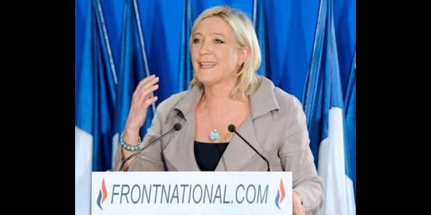 France : Marine Le Pen sera d'office au second tour de la présidentielle - La DH