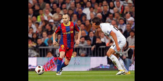 Ligue des champions - Le FC Barcelone conteste une proposition de sanction contre Iniesta - La DH