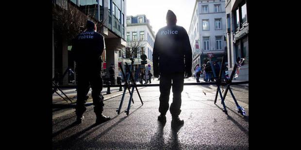 Circulation perturbée samedi à Bruxelles par deux manifestations - La DH