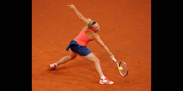 Stuttgart : Wozniacki déroule, Stosur écarte Zvonareva - La DH