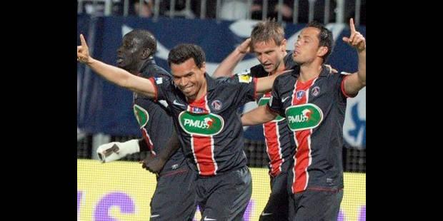 Le PSG rejoint Lille en finale de la Coupe
