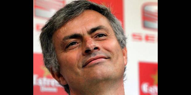 """Mourinho: """"L'entraîneur, c'est moi"""""""