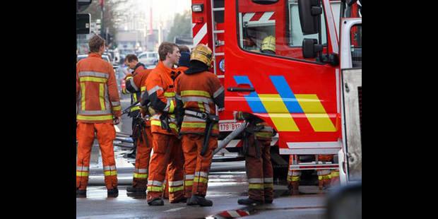 Incendie criminel à Mouscron, aucune victime n'est à déplorer - La DH