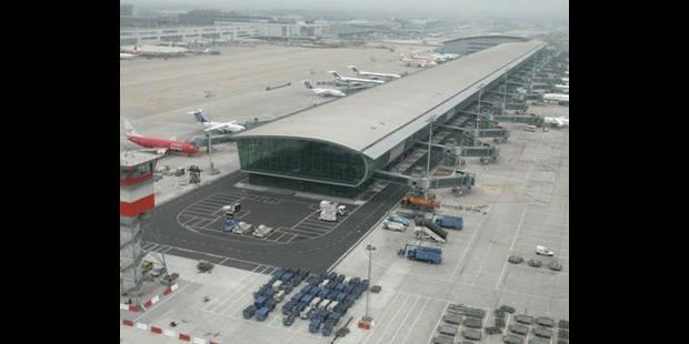 Des illégaux ont pris la fuite sur le tarmac de l'aéroport de Zaventem - La DH