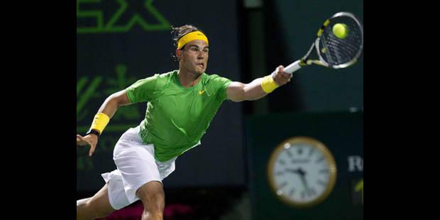 ATP - Miami: Rafael Nadal en demi-finale contre Roger Federer - La DH