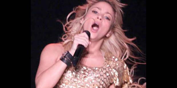Shakira en Haïti jeudi pour lancer la reconstruction d'une école - La DH