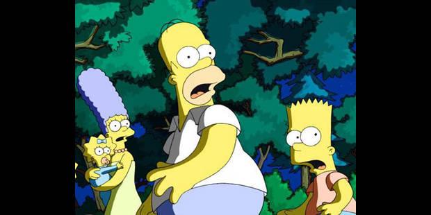Les Simpson censurés pour cause de désastre nucléaire - La DH