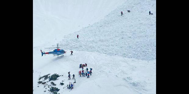 Avalanche en Suisse: quatre Français morts, un disparu, cinq blessés - La DH