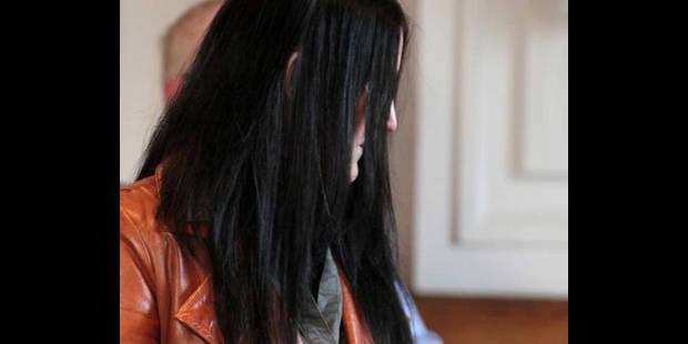 Coralie Gossiaux condamnée à 20 ans de réclusion - La DH