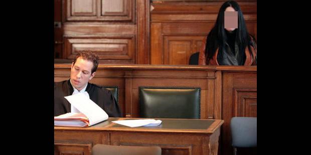 Coralie Gossiaux coupable d'homicide volontaire sans préméditation - La DH