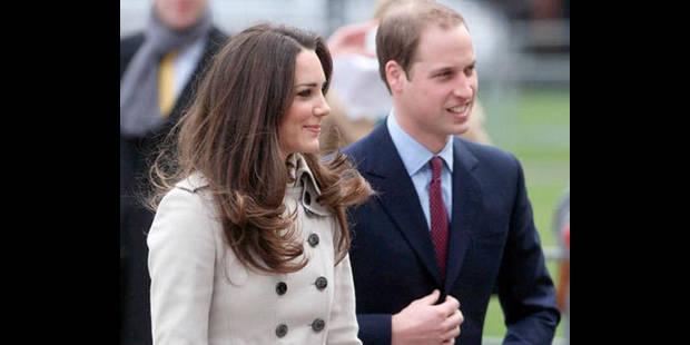 Deux gâteaux de mariage pour le prince William et Kate Middleton - La DH