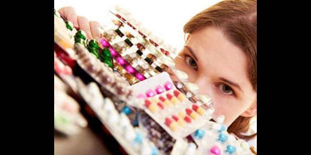 777.700 doses d'antidépresseurs par jour - La DH