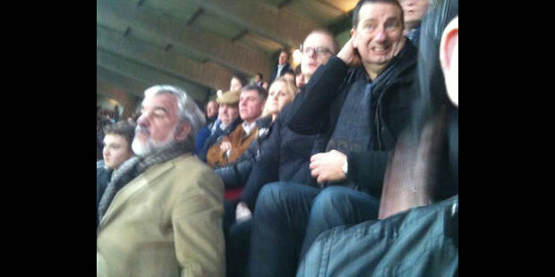 Bpost invite le Vlaams Belang à un match de football - La DH