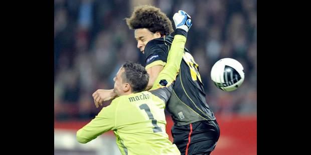 """Axel Witsel : """"Un de mes meilleurs matches? - La DH"""