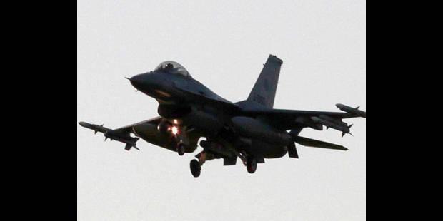 Libye : deuxième journée de raids aériens pour les F-16 belges - La DH