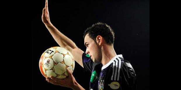 Anderlecht ne conservera pas Lecjaks - La DH