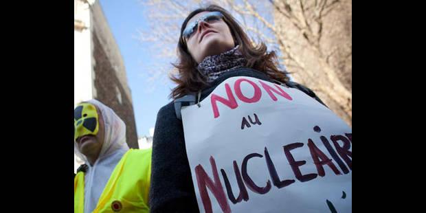 Nucléaire: pas de risque imminent, chez nous? - La DH