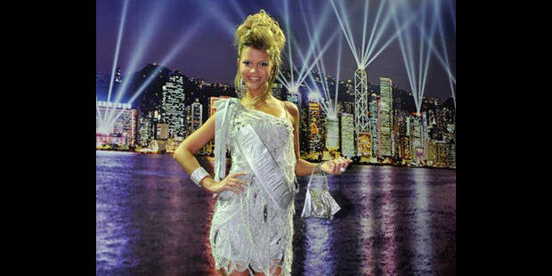 L'écharpe de Miss Belgique change - La DH