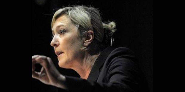 """Marine Le Pen: """"Les révolutions arabes, une menace pour l'Occident"""""""