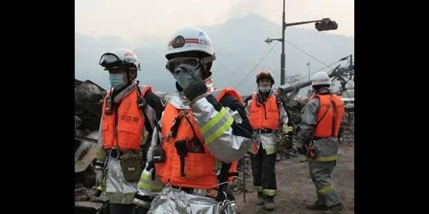 Les liquidateurs,  les nouveaux  héros du peuple japonais