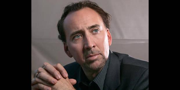 Nicolas Cage pris d'une rage folle
