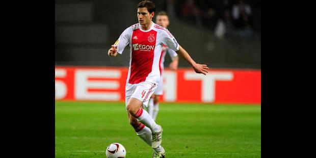 L'Ajax Amsterdam en finale de la Coupe des Pays-Bas
