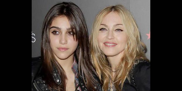 Madonna énerve sa fille! - La DH