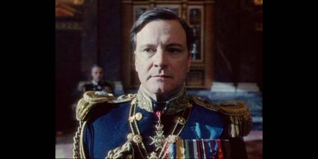 """""""Le discours d'un roi"""" favori des Oscars - La DH"""