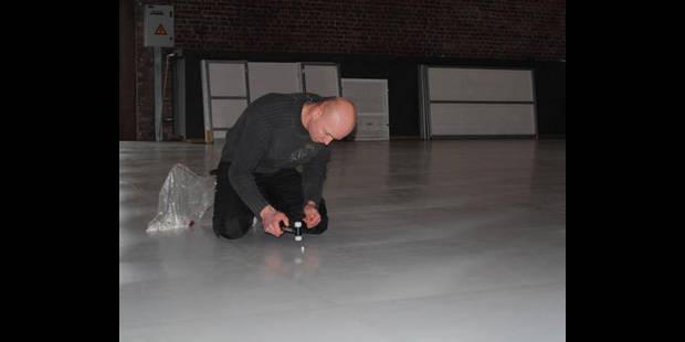 De la glisse sans la glace à Ath - La DH