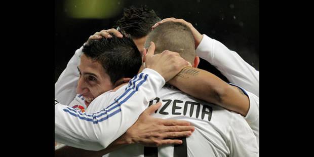 Le Read Madrid met la pression sur Barcelone - La DH