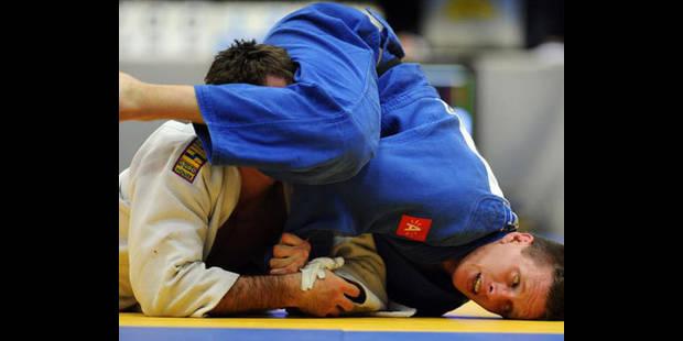 Judo: l'or pour Van Tichelt et l'argent pour Van Snick au GP de Düsseldorf - La DH