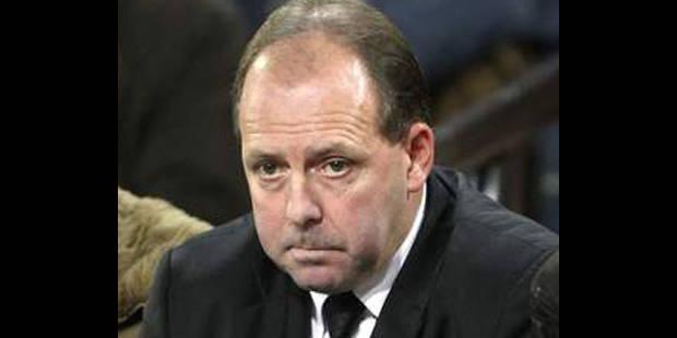 Raymond Mommens, responsable du scouting au Club de Bruges - La DH