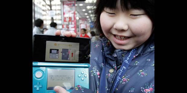 Nintendo lance au Japon sa console 3DS - La DH