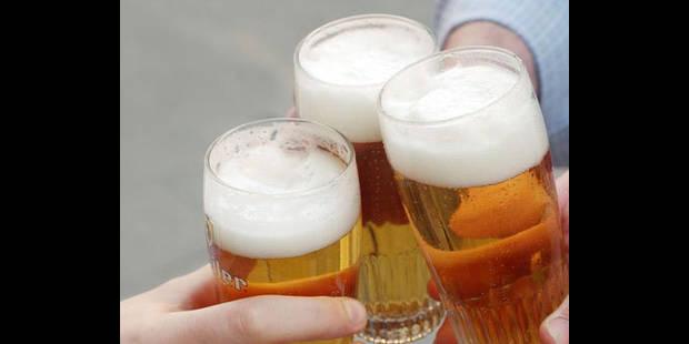 Les Belges ont bu 844 millions de litres de bière en 2010 - La DH