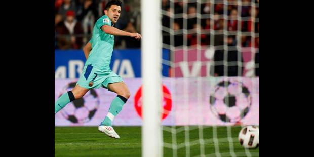 Espagne - 25e journée: un Barça à la hauteur à Majorque - La DH