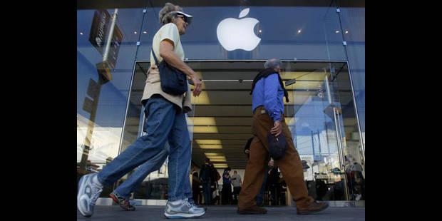 Vis ma vie de vendeur Apple - La DH