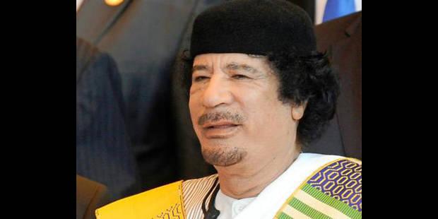 Kadhafi, 40 ans de petites phrases et de remarques incongrues - La DH