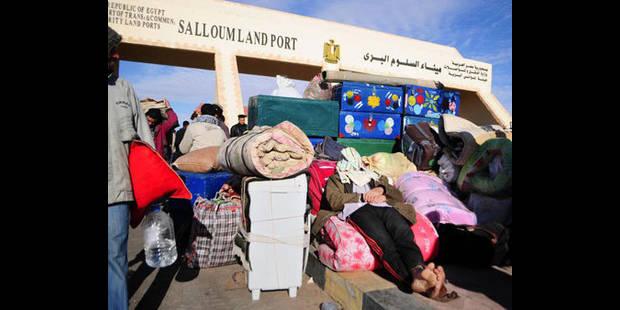 Libye: évacuations massives de ressortissants du monde entier - La DH