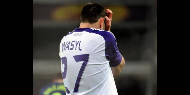 Anderlecht: aucun bon match en 2011