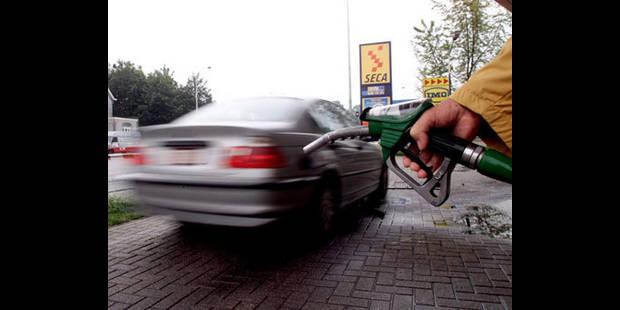 Car-jackeur arr�t� � Li�ge