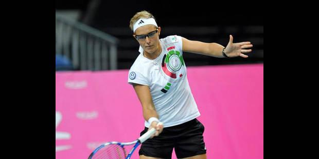 WTA: Flipkens sort du top-100 - La DH