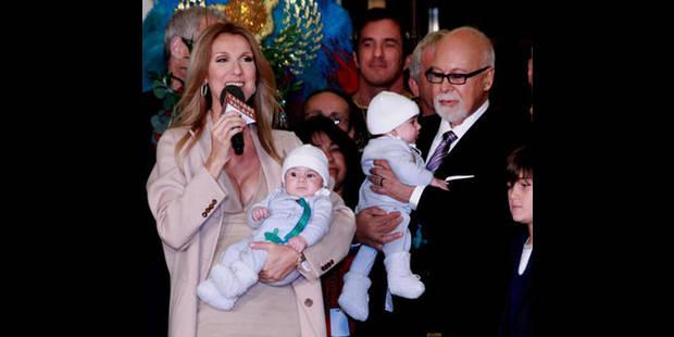 Le retour de Céline Dion!