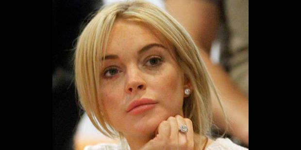 Lindsay Lohan plaide non coupable du vol d'un collier à Los Angeles