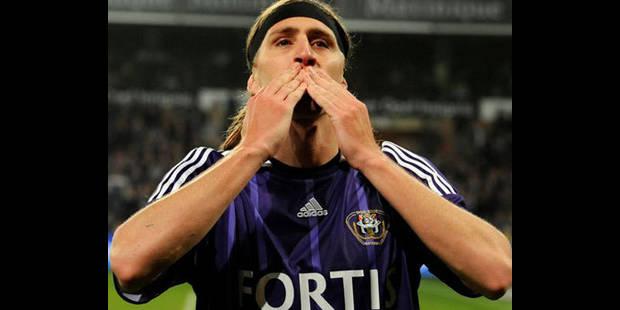 "Frutos: ""Je veux devenir coach à Anderlecht!"""
