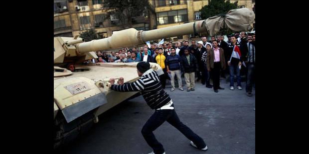 Egypte: le gouvernement remanié, le peuple dans la rue - La DH